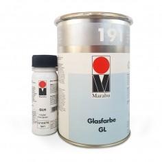 Inchiostro vinilico Marabu/MaraGL - Bianco