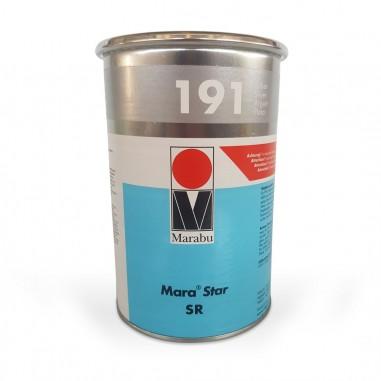 Inchiostro vinilico Marabu/MaraSR - Bianco coprente