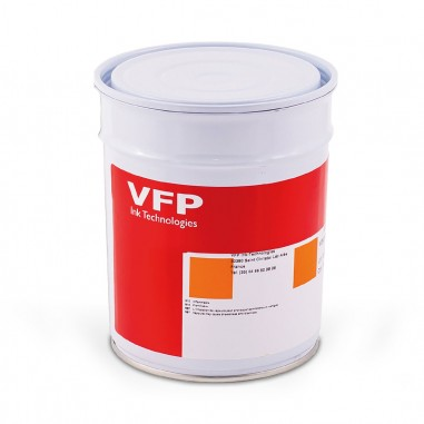 Inchiostro a solvente VFP Vinygloss - White/Diluent/Thinner